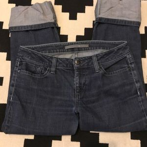 Joe's Cuffed Cropped Jeans